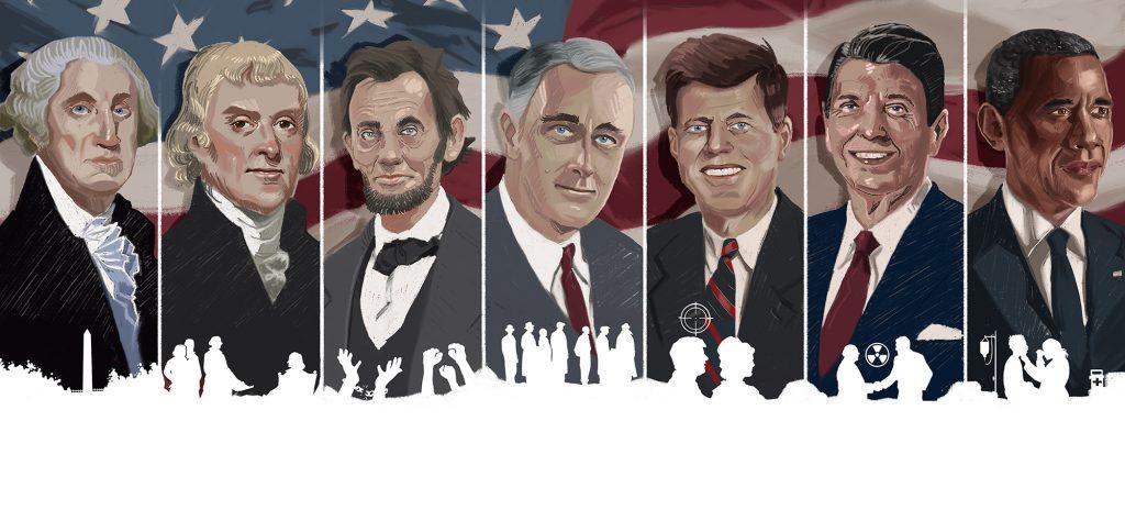 Presidents united states