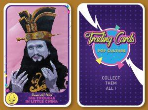 Pop culture card David Lopan