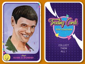 Jim Carrey Pop culture card