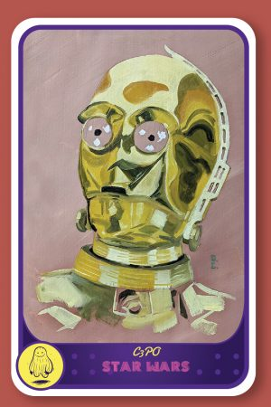 Star wars droid character