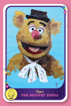 Fozzie The Muppet Show