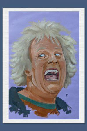 Harry Dumb & Dumber A4 Print