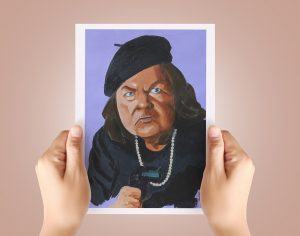Mama Fratelli A4 Goonies Print